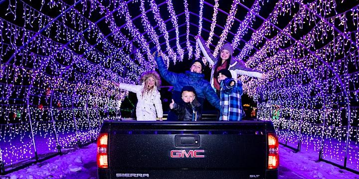 The Christmas Lite Show 2020 image
