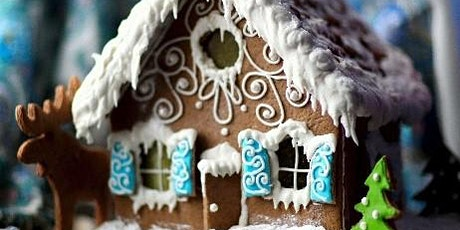 Gingerbread House with Brenda Dwyer tickets