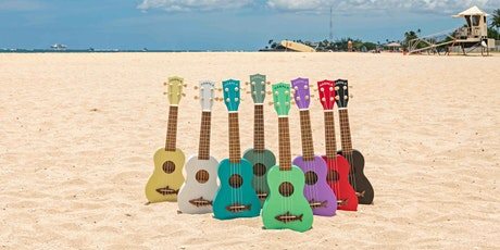 """A """"Hawaiian Winter Of Ukulele Fun"""" for Ages 6-12 tickets"""