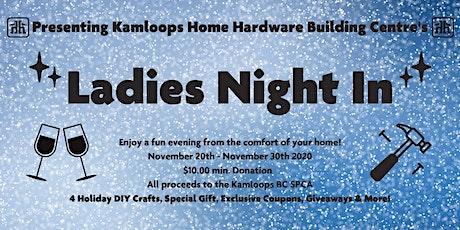 Kamloops Home Hardware Ladies' Night tickets