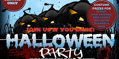 Halloween  Party #DanceInYourSeats tickets