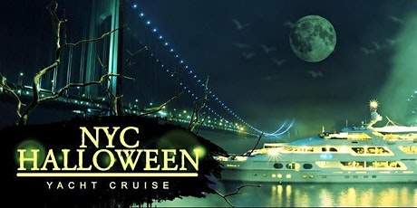 HALLOWEEN WEEKEND Latin & Hip Hop NYC Boat Party Yacht Cruise DJ tickets