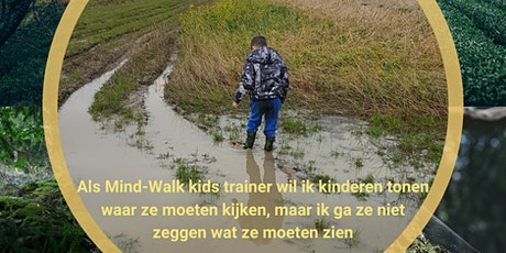 Mind-Walk Kids Initiatie 5 november 2020 tickets
