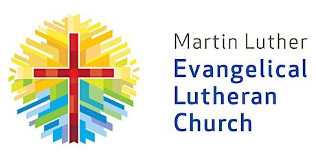 Nov 8 English Worship Service tickets