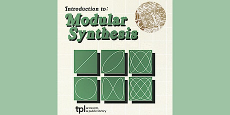 Introduction to Modular Synthesis I tickets