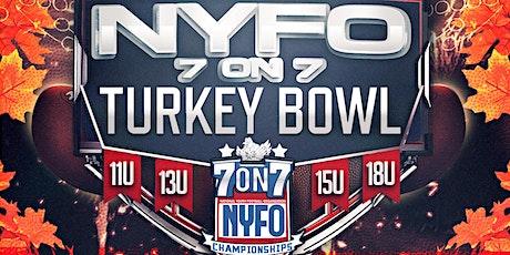 NYFO 7 on 7 Turkey Bowl - Under The Lights tickets