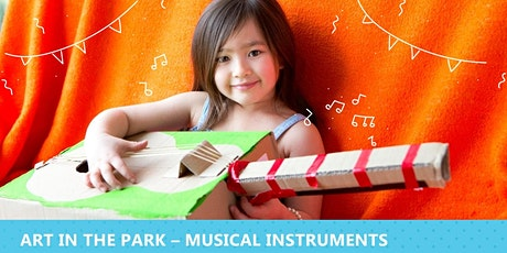 Art in the Park- Musical Instruments tickets