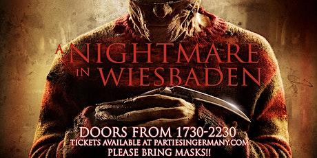 NIGHTMARE IN WIESBADEN Tickets