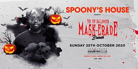 Spoony's House - The VIP Mask-erade Brunch tickets