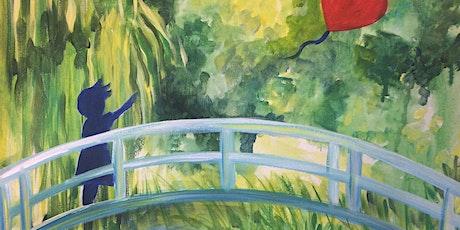 Paint Monet Street Art! Leeds tickets