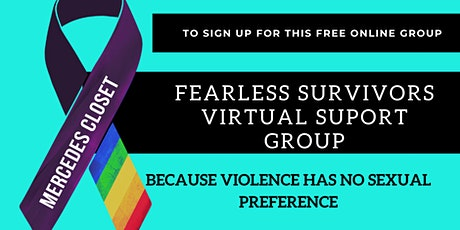 Fearless Survivors Virtual Support Group tickets