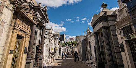 Conocé el Cementerio de Recoleta, sus mitos y leyendas entradas