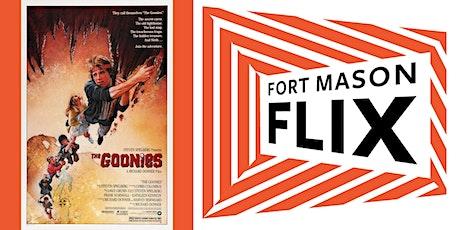 FORT MASON FLIX: The Goonies tickets