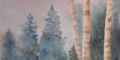 Watercolor Painting For Beginners to Advanced tickets