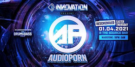 Audioporn - Maidstone tickets
