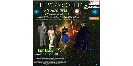 Wizard Of Iz Suicide Prevention Anti-Bullying Presentation tickets
