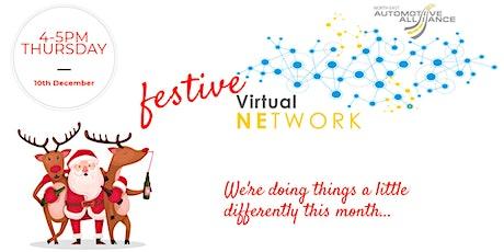 NEAA Festive Virtual NEtwork - December tickets