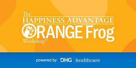 The Orange Frog Workshop™ tickets