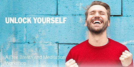 Unlock YourSELF - An Introduction to online Meditation & Breath workshop tickets