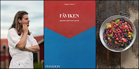 In Conversation With: Chef Magnus Nilsson tickets