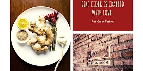 Fire Cider Tasting + Workshop tickets