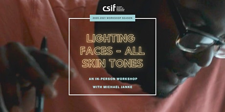 Lighting Faces tickets
