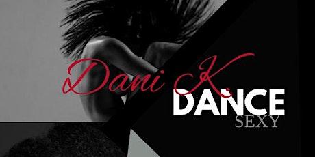 Dani K. Stiletto Heel Dance Class tickets