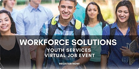 Youth Employment Event - Workforce Solutions Services Overview tickets