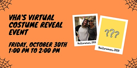 VHA Virtual Costume Reveal for our United Way Campaign tickets