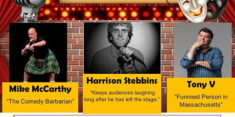 Comedy Night at the Irish Cultural Centre tickets