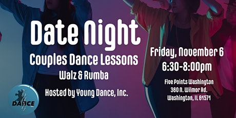 Date Night Couples Dance Workshop tickets