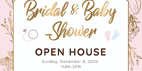 Signature Manor's Exclusive  Baby & Bridal Showers Open  House tickets