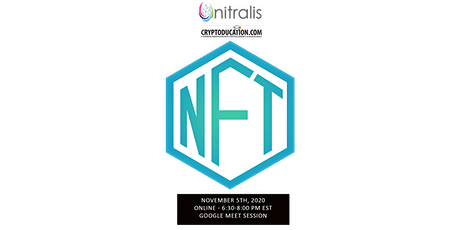 Non-Fungible Tokens (NFT) 2020 Unleashed tickets