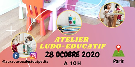 ATELIER LUDO-EDUCATIF billets