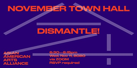 Town Hall: Dismantle! tickets