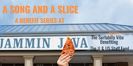 A Song & A Slice: The Surfabilly Vibe! Benefiting The JJ & US Staff Fund tickets