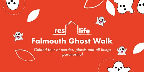 Falmouth Ghost Walk tickets