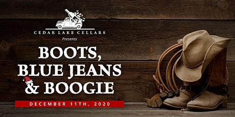 Boots, Blue Jeans & Boogie: Holiday Edition tickets