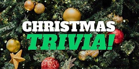 "Virtual Team Trivia: ""Christmas Party Trivia"" tickets"