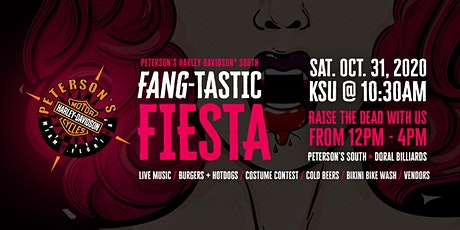 FANG-TASTIC FIESTA tickets