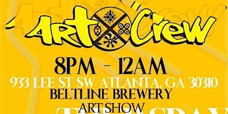 Brewery Art Show tickets