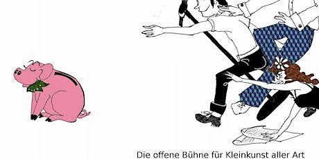 """Kunst Gegen Bares """"Ausgefuchst"""" Tickets"""