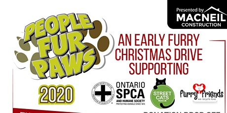 People Fur Paws tickets