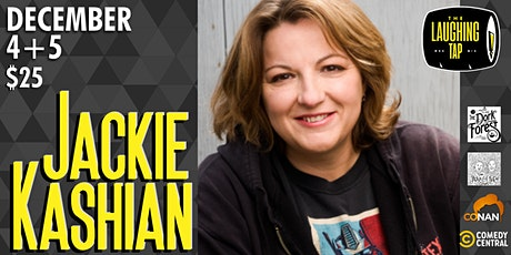 Jackie Kashian at The Laughing Tap tickets