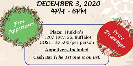 CANCELLED- 2020 Holiday Social and Networking Event tickets