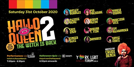 Halloqueen 2 - The Witch is Back! tickets
