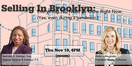 Selling In Brooklyn: Everything You Need To Know Right Now tickets