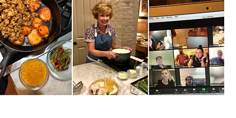 Virtual  Mexican Street Taco Cooking Class tickets