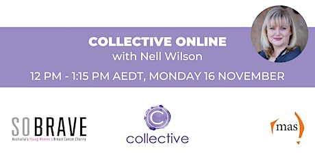 Collective Online with Nell Wilson tickets