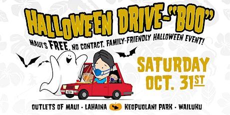 Halloween in Lahaina - Drive Thru Boo & Monster Maze tickets